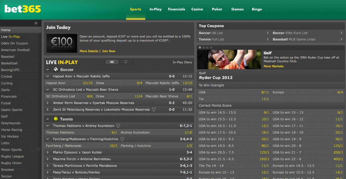 Bet365 Co